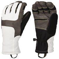 Mountain Hardwear Men's Zeus Winter Bike Cycling Gloves - Sea Salt M Medium