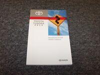 2014 Toyota Tundra Truck Navigation System Owner Owner's Operator Manual Sr Sr5