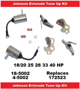 Johnson Evinrude  Outboard Ignition Tune-Up Kit 172523