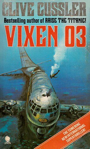 1 of 1 - Vixen 03 By  Clive Cussler. 9780722127476