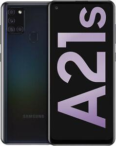 Samsung Galaxy A21s SM-A217F DUAL SIM 32GB Schwarz