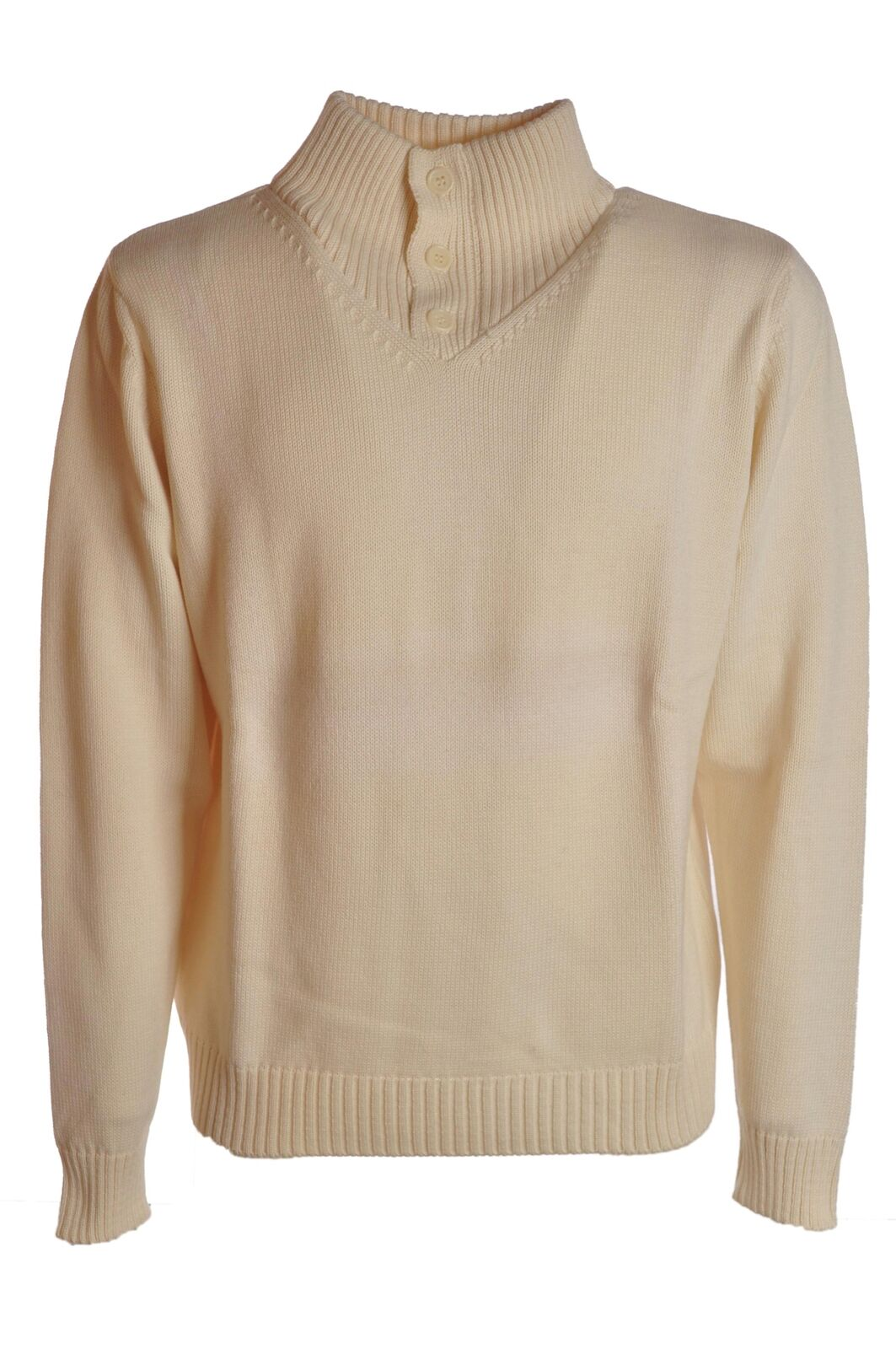 Cube  -  Sweaters - Male - Weiß - 4363526A184438