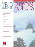 Big Book Of Christmas Songs For Tenor Sax Instrumental Folio 000842145
