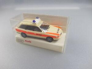 Rietze-pronto-soccorso-Audi-a6-modello-speciale-gk7