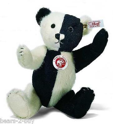 Steiff Teddy Bear Peirrot Mohair Jointed NEW LTD Ideal Christmas Gift 037511