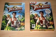 PC Game Spiel - Jack Keane - Adventure - Deutsche Version komplett - Neuwertig
