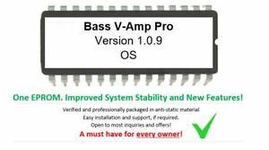 Behringer-BASS-V-AMP-PRO-Version-1-0-9-Upgrade-Firmware-OS-Eprom-for-VAMP