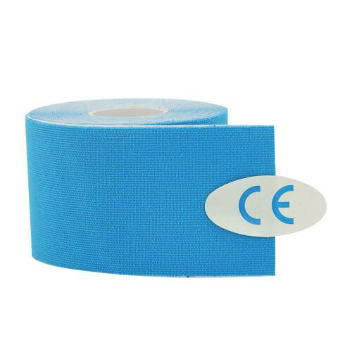5M*5CM//74 x 98mm Kinesiology Athletic Muscle Support Sport Therapeutic Tape