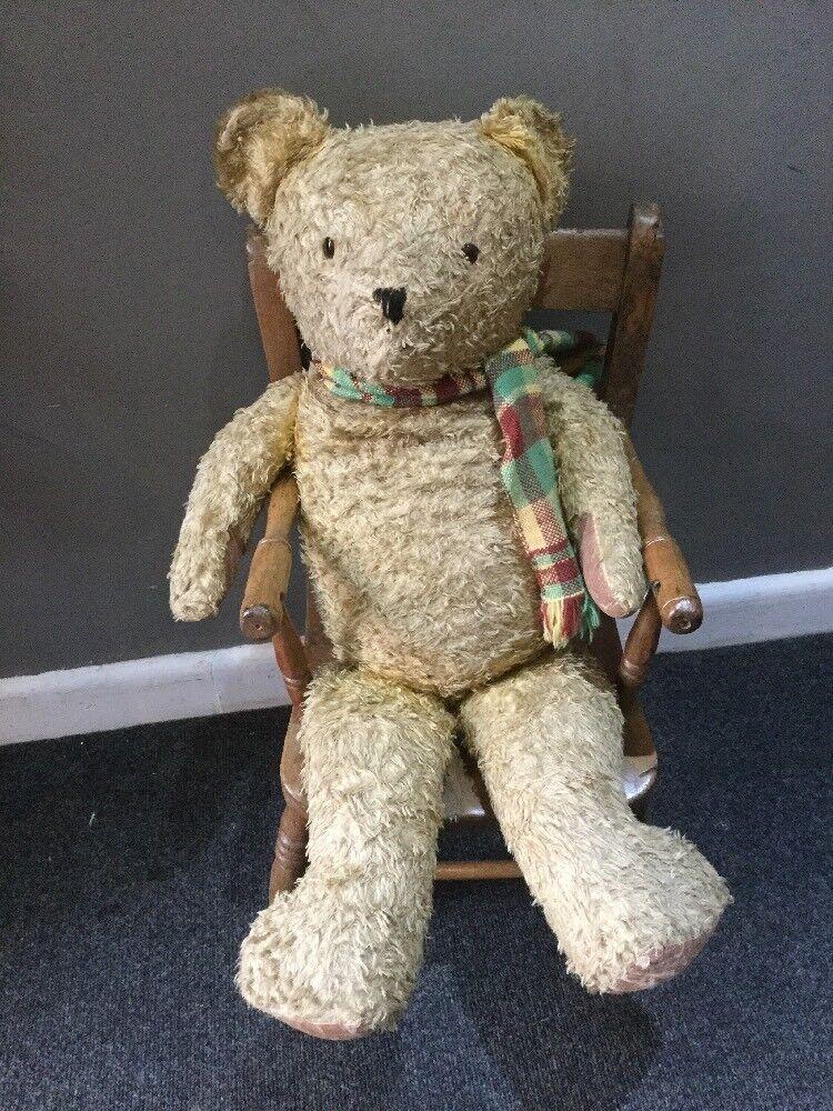Early PAGLIA riempite di giunti sferici TEDDY BEAR-Grande 28