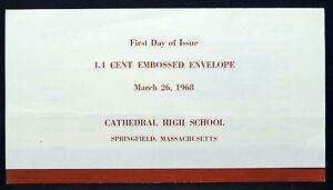 USA-Scott-U548-1-4-Cent-Embossed-Envelope-School-FDC-First-Day-Cover-I-3173