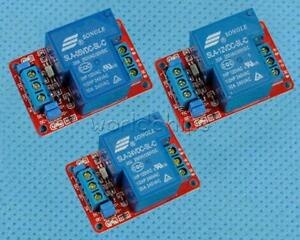 30A-5V-12V-24V-1-Channel-Relay-Module-Board-With-Optocoupler-H-L-Level-Triger