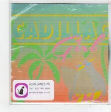 (FL818) Cadillac Girl, Only Real - 2014 DJ CD
