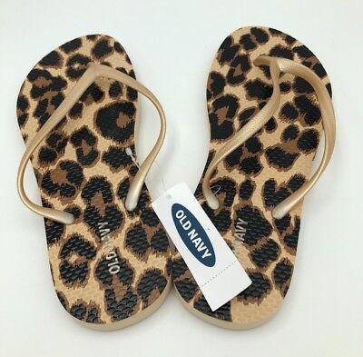 Rare Leopard Pattern Flip Flop Select