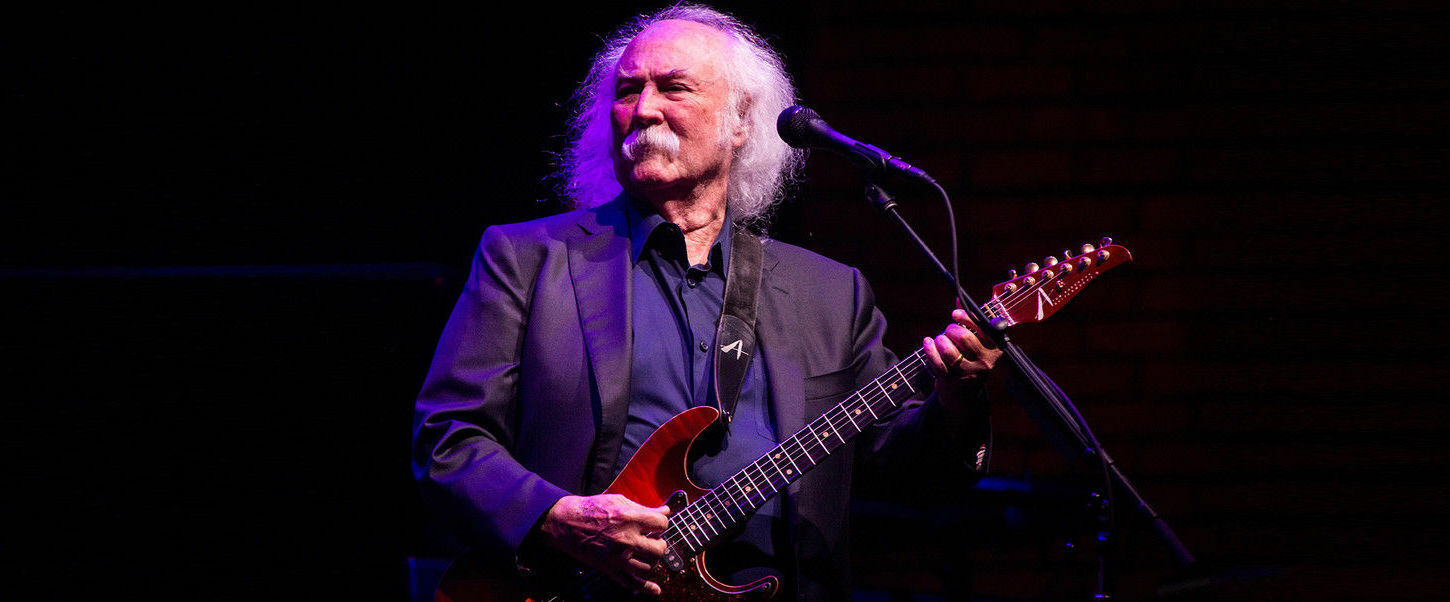 David Crosby Tickets (21+ Event)
