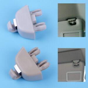 Sun-Visor-Hook-Clip-Mount-4F0857561-Fit-For-Audi-A6-C6-2004-2011