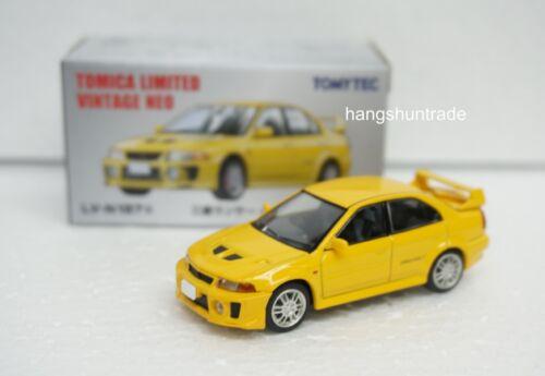 Tomytec Tomica Limited Vintage Neo LV-N187 Mitsubishi Lancer Evolution V Model