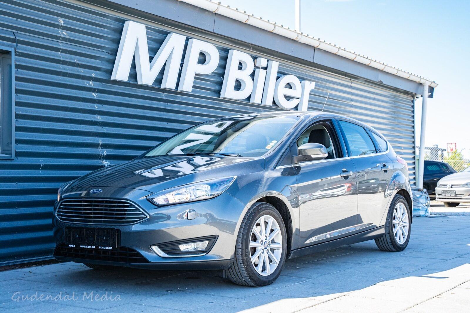 Ford Focus 1,0 SCTi 100 Titanium