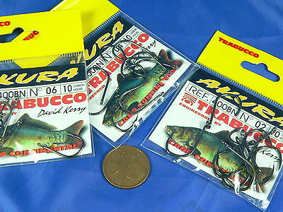 Ami da Pesca TRABUCCO AKURA 800SS 1 bustina misura 02