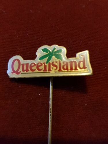 Queensland Pin