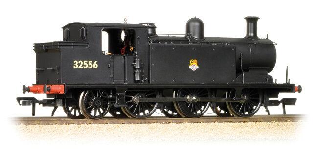 Bachmann 35-077 Class E4 0-6-2 32556 BR nero early emblem