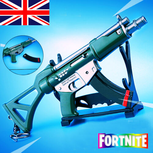 155MM Fortnite Submachine Gun P90 Model Figure Game Collection Toys Best Gifts
