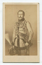 RUSSIAN EMPEROR, CDV OF ARTISTS PORTRAIT. PARIS, FRANCE.
