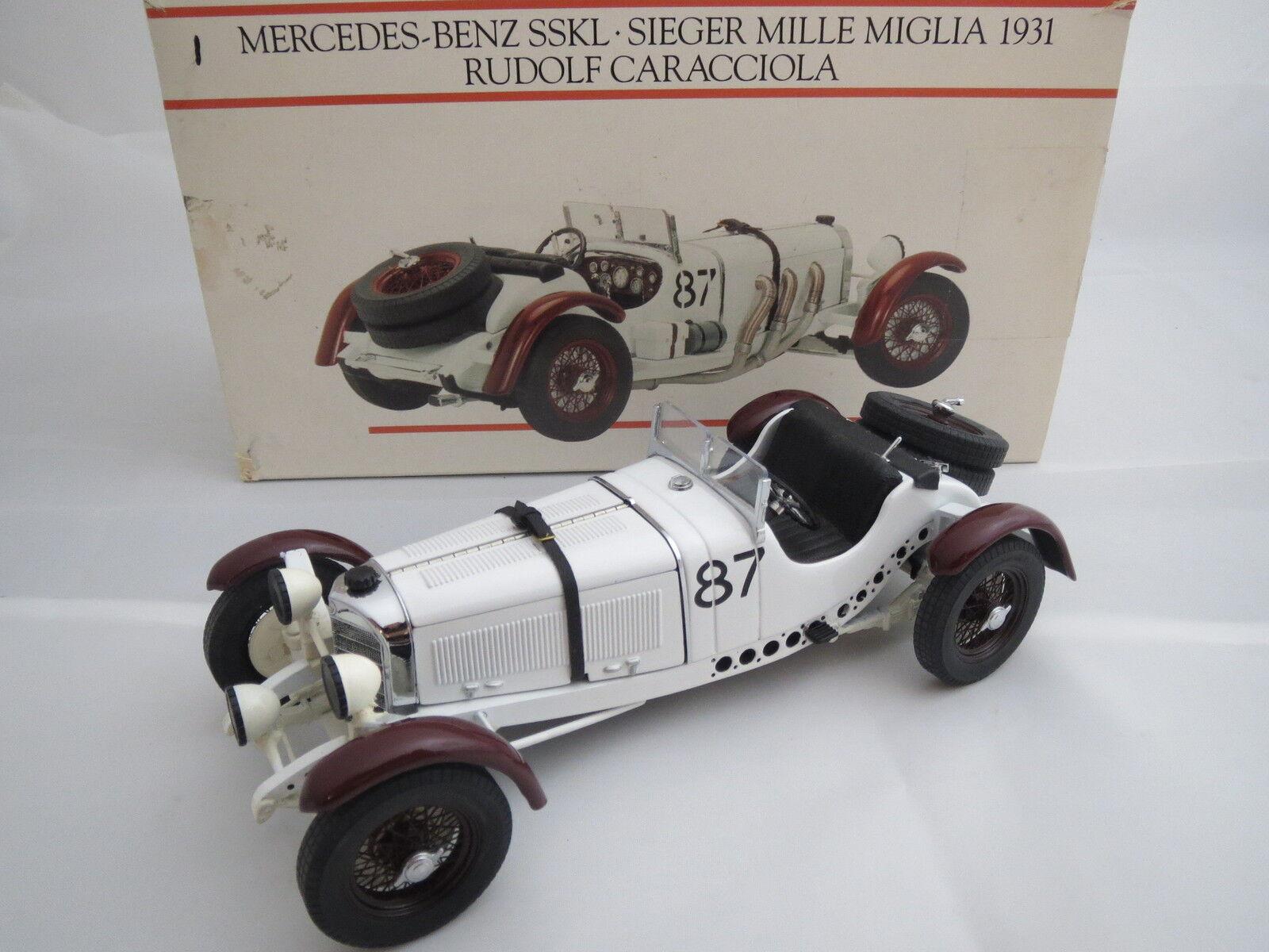 Minichamps Mercedes-Benz SSKL Sieger Mille Miglia 1931, 1 24  OVP