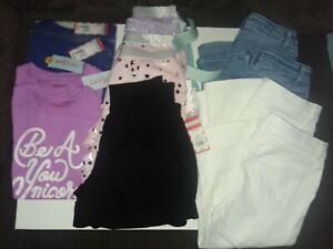 Girls-Clothing-Bundle-Size-M-XL-All-new-with-tags-MSRP-135-14-items