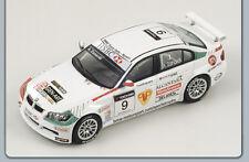 SPARK S2504 - BMW 320 i n°9 WTCC 2009 A. Zanardi - 1/43