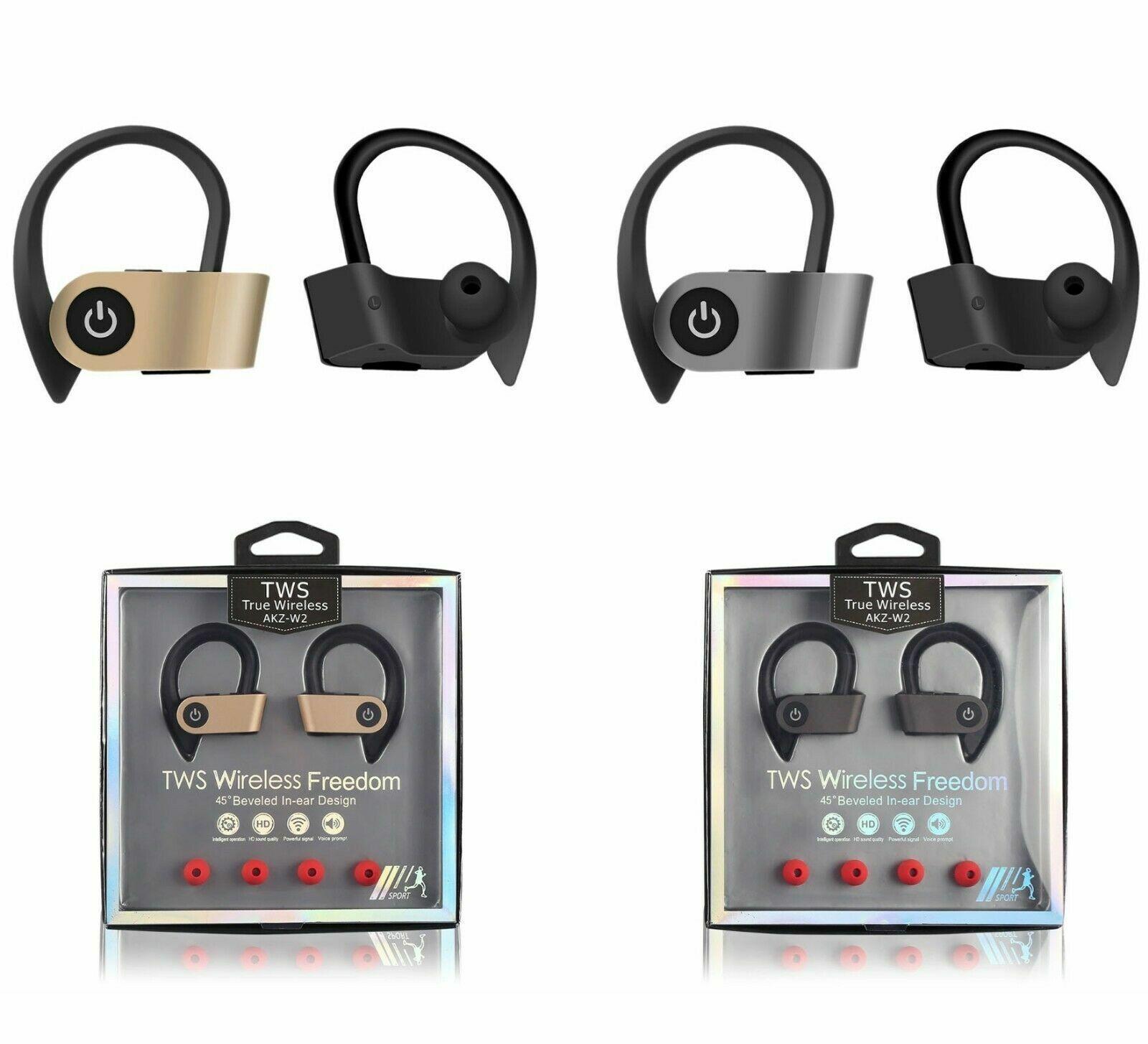 Bluetooth 5.0 True Wireless Headphones in Ear Earbuds Sports