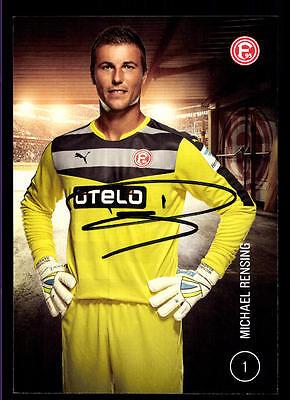 Sammeln & Seltenes Autogramme & Autographen Michael Rensing Autogrammkarte Fortuna Düsseldorf 2015-16 Original Sign+a 118060 Freigabepreis