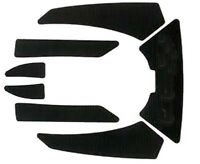 Wsm Polaris Virage / Freedom Traction Pads 2000-2004 - 012-453blk
