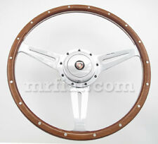Porsche 356 911 912 Moto-Lita Wood Steering Wheel New