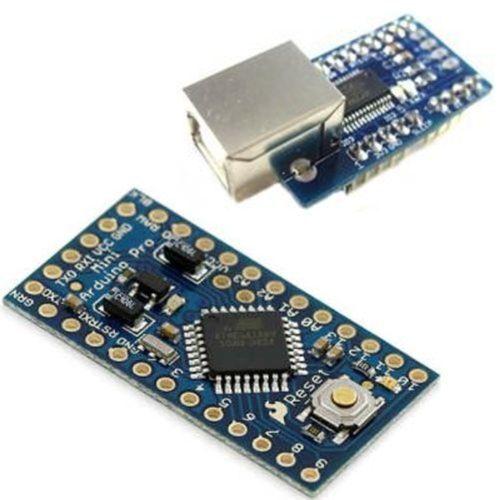 5V//16 MHz Pro Mini Kit With Atmega168 Arduino Compatible