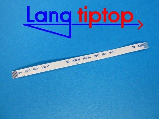 9 Pin 0,5mm Terrain AWM 20624 80C 60V VW-1 Câble Souple 100mm