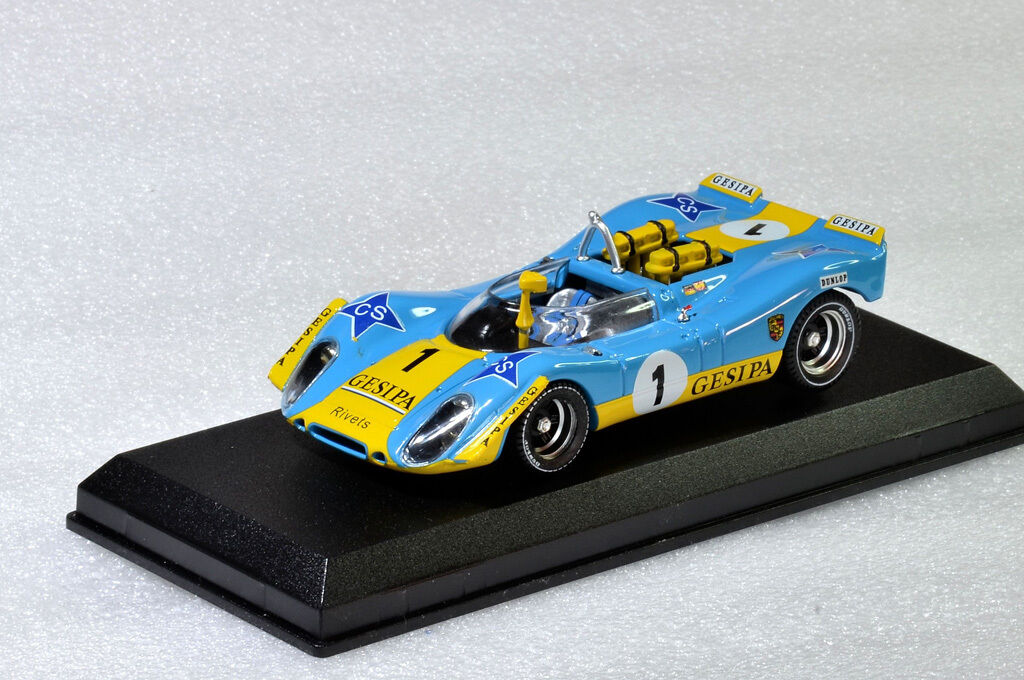 Best Model Model Model PORSCHE 908 2 Jarama 1970 - Alex Soler-roig 9287 1 43 a64015