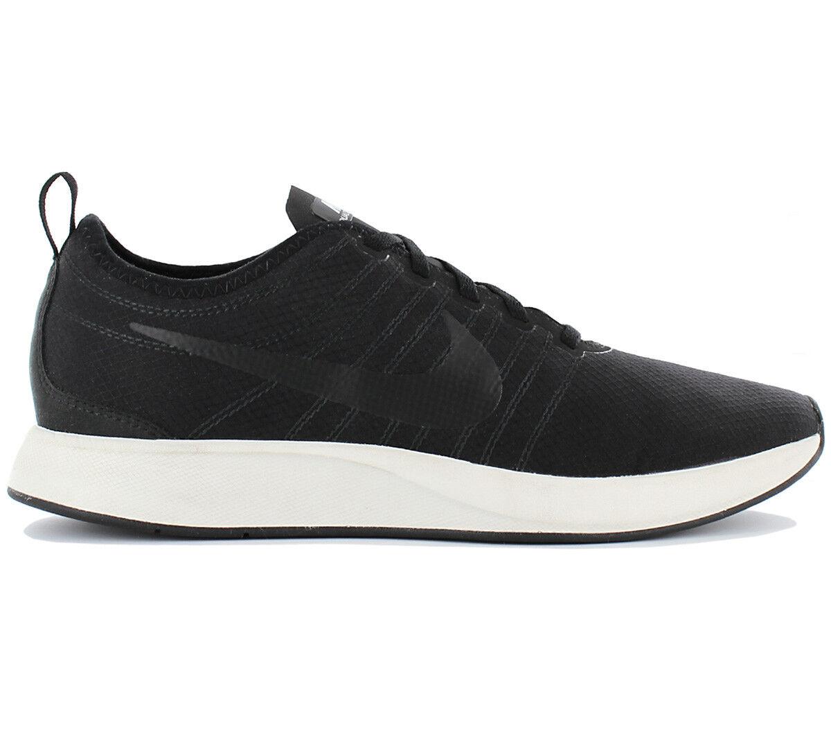 Nike Dualtone Racer Men's Sneakers Shoes Black Textile Trainers 922170-001