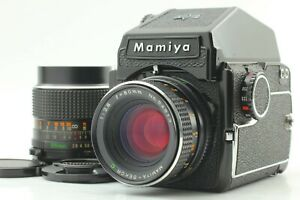 EXC-4-Mamiya-M645-PD-Prism-Finder-SEKOR-C-80mm-f-2-8-55mm-LENS-GIAPPONE-626