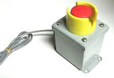 Wiegmann Electric Box Cat Pbgxi With Pushbutton Emergency Stop Wf 36a