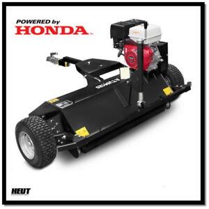atv quad traktor mulcher m her gx390 honda motor 11ps. Black Bedroom Furniture Sets. Home Design Ideas