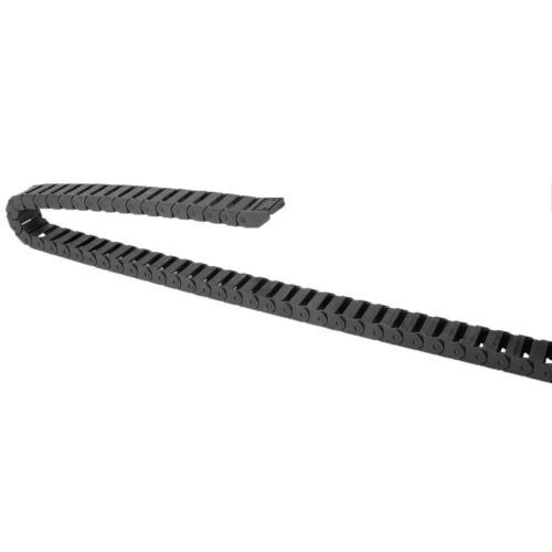 1.5M Cadena de Arrastre portadora de cable conector de extremo W R18//R28 para molino de CNC Router