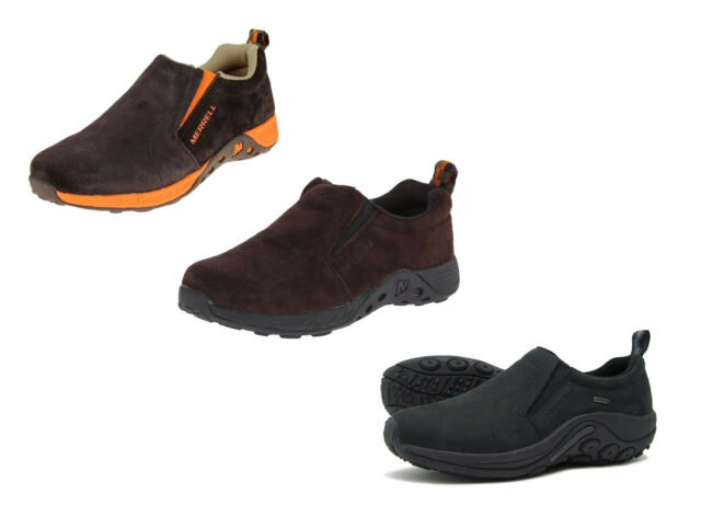 3 Colors Merrell Youth Boys Jungle Moc Sport Casual Slip-On Shoes