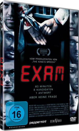 1 von 1 - Exam ** NEUWARE DVD !!