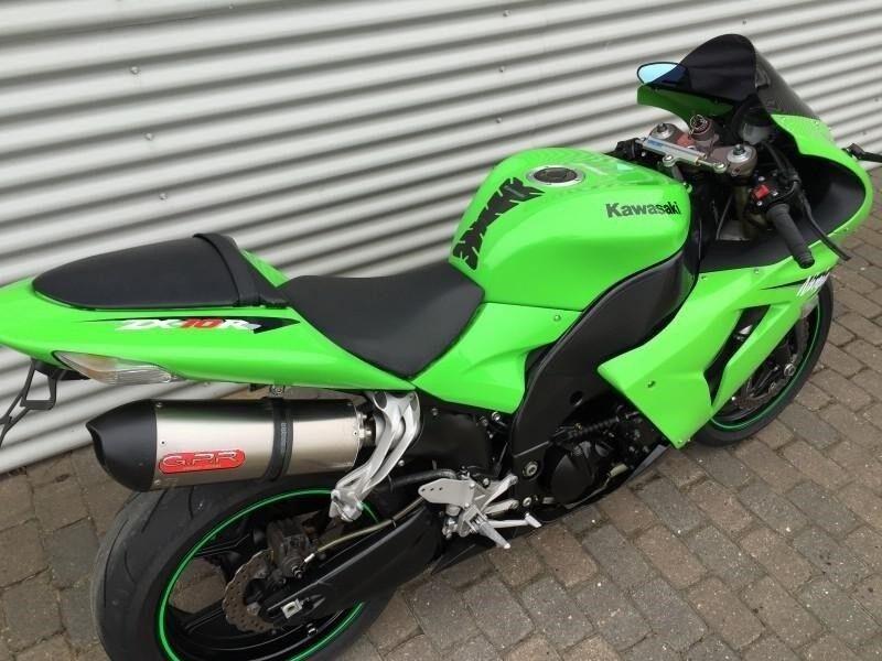 Kawasaki, ZX10R, 998