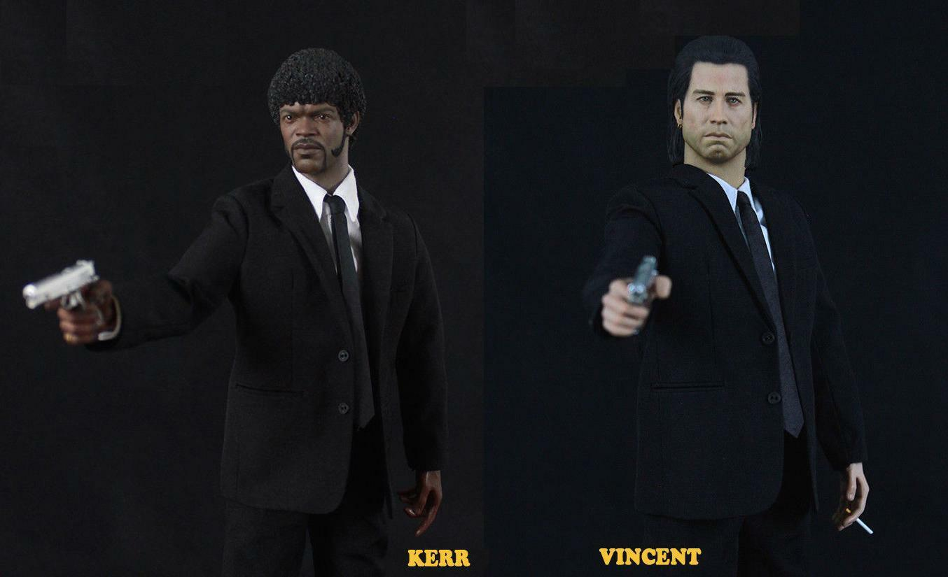 1 6 Redman RM021 and RM022 Vincent and Kerr (Jules) With Suits N street clothes