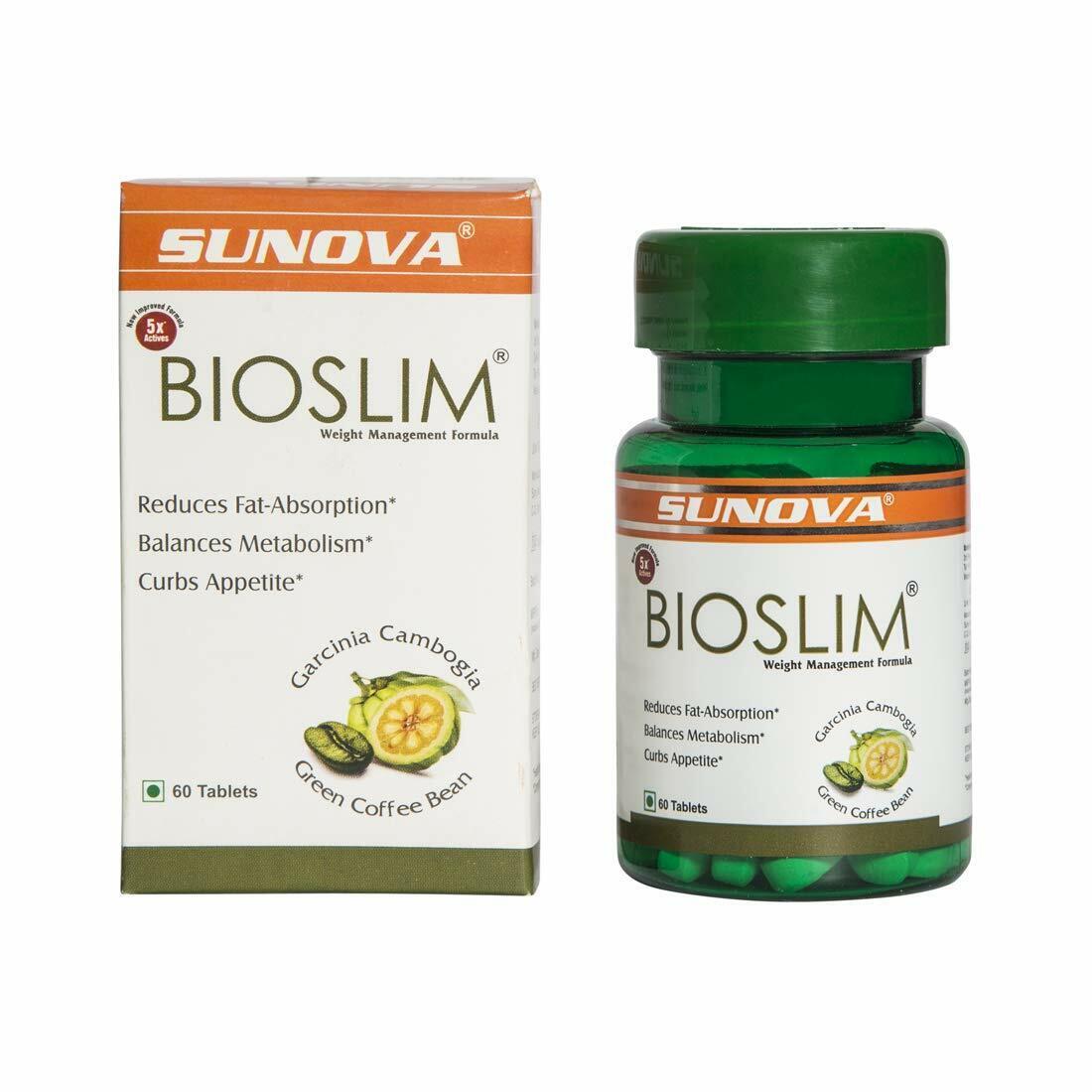 Sunova Bioslim ( Garcinia Cambogia Extra…