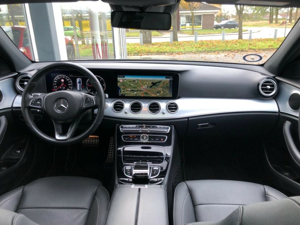Mercedes E220 d 2,0 All-Terrain aut. 4-M Diesel 4x4 4x4 aut.