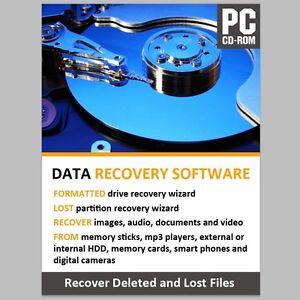 CoopéRative Data Recovery Software-récupérer Perdu Et Supprimer Des Fichiers-afficher Le Titre D'origine