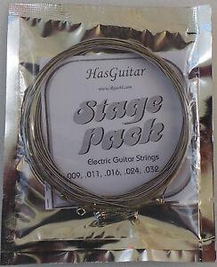 New-Electric-Guitar-Strings-Full-Set-E-A-D-G-B-E-light-gauge-sealed-packaging