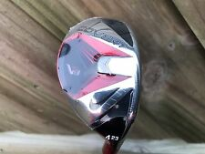 NEW NIKE COVERT VRS 4 IRON HYBRID GOLF CLUB KURO KAGE STIFF GRAPHITE SHAFT